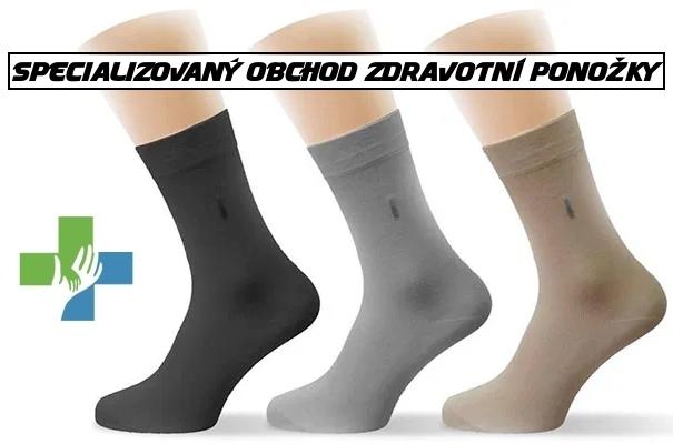Zdravotní ponožky